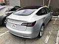 201803 Silver Tesla Model 3 04.jpg