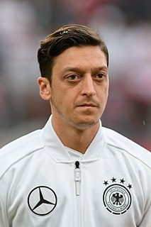 Mesut Özil German footballer