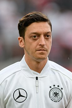 20180602 FIFA Friendly Match Austria vs. Germany Mesut Özil 850 0704.  ドイツ代表でのエジル