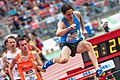 2018 DM Leichtathletik - 3000 Meter Hindernislauf Maenner - Robert Baumann - by 2eight - 8SC0322.jpg