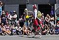 2018 Fremont Solstice Parade - 001-stilters (43418246131).jpg