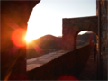 2019-01-21 Photo 16 - Panayia Yiatrissa - Arched Rampart Sunset.png