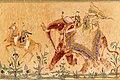 20191218 Malowidło ścienne w forcie Nahargarh, Jaipur 1518 9302.jpg