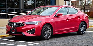 Acura ILX Motor vehicle