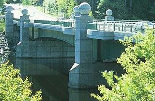 Ledyard Bridge bridge in United States of America