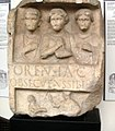 2358 - Milano - Museo archeol. - Lapide Ortensia Obsequente - Foto Giovanni Dall'Orto, 30-Oct-2008.jpg