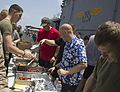 26th MEU and Kearsarge Steel Beach Picnic 130414-M-ZC556-012.jpg
