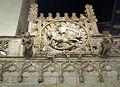 29 Relleu de Sant Jordi al c. del Bisbe, Palau de la Generalitat.jpg