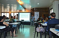 2nd Waray Wikipedia Edit-a-thon 17.JPG