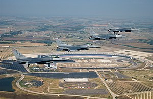 465th Air Refueling Squadron - 301st TFW F-16Cs, 2003