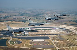 301st Fighter Wing - Image: 301fw f 16s
