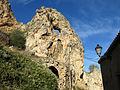 305 Ruïnes vora la roca Foradada, al poble de Foradada.JPG