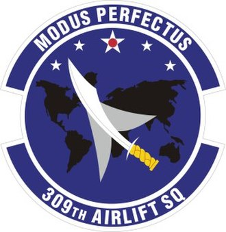 309th Airlift Squadron - Image: 309th Airlift Squadron