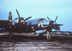 387th Bombardment Group - Martin B-26 Marauder 43-34119.jpg
