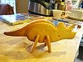 3D Triceratops cookie (11312804194).jpg