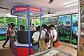3D Zoetrope With Visitors - NCSM Pavilion - CCSCOY 14th National Exhibition - Sodepur - Kolkata 2010-09-06 7465.JPG
