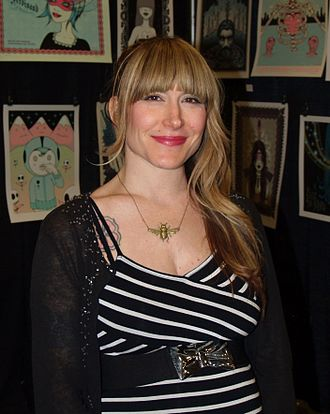 Tara McPherson - McPherson in April 2016