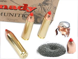 .450 Bushmaster - .450 Bushmaster cartridges and components