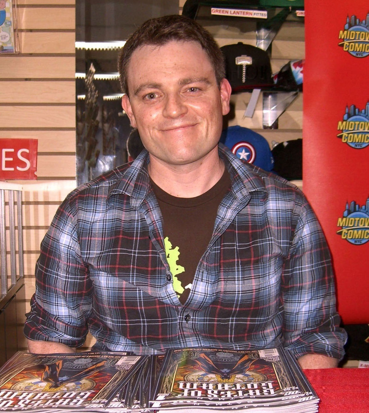 Scott Snyder Wikipedia