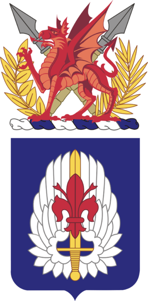 52nd Aviation Regiment (United States) - coat of arms