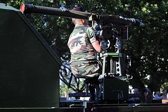 Mistral (missile) - Image: 54RA IMG 9140