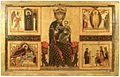 5 Margaritone e Ristoro d'Arezzo, Madonna col Bambino e 4 storie delle Vergine, Santa Maria delle Vertighe.jpg