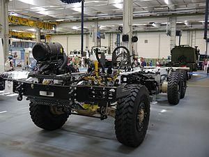 Mercedes-Benz Zetros - Image: 60 Jahre Unimog Wörth 2011 301 Entwicklungswerkstat t (5797108035)