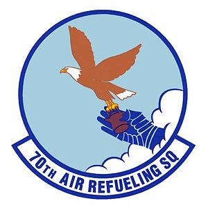 70th Air Refueling Squadron - Image: 70th Air Refueling Squadron