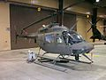 71-20645 OH-58A+ Kiowa Co. 'B' 1-114th Avn. (SS). Texas Ar.NG (3144413877).jpg