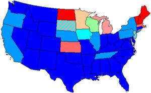 United States House of Representatives elections, 1936 - Image: 75 us house membership