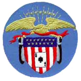 787th Air Expeditionary Squadron - Image: 787th Bombardment Squadron Emblem
