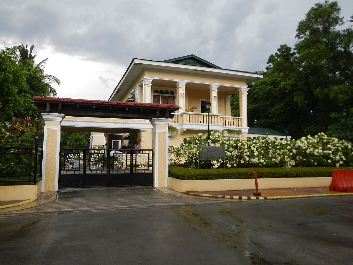 Quezon Heritage House Wikipedia