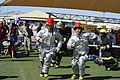 799th SFS turns up the heat, wins fire muster traveling trophy 141010-F-EK419-306.jpg