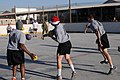 82nd SB-CMRE celebrate holidays with dodge ball in Afghanistan 131225-A-MU632-425.jpg