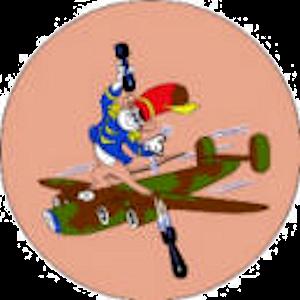 831st Bombardment Squadron - Emblem of the 831st Bombardment Squadron
