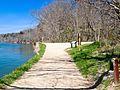 88 Mile Marker at Big Slackwater on Chesapeake and Ohio Canal.jpg
