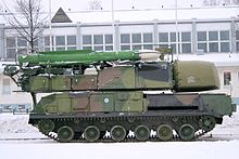 Buk missile system - Wikipedia, the free encyclopedia