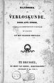 A. Duges, Handboek der verloskunde..., t.p. Wellcome L0024406.jpg