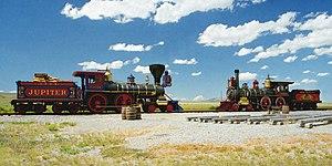 A111, Golden Spike National Historic Site, Utah, USA, 2004.jpg