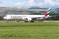 A6-EGR - B77W - Emirates