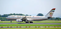 A6-EYH - A332 - Etihad Airways