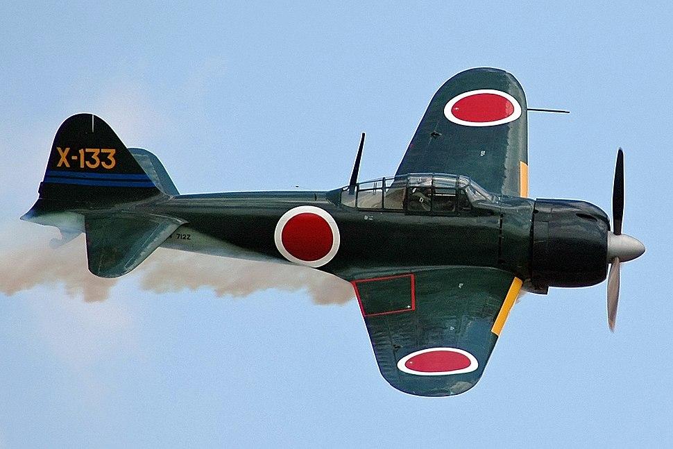 A6M3 Zero N712Z 1
