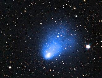 El Gordo (galaxy cluster) - Image: ACT CL J0102−4915