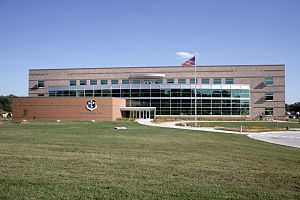 557th Weather Wing - New AFWA building