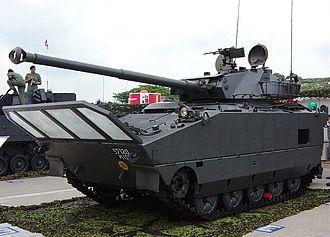 Singapore Army - Image: AMX 10P PAC 90