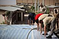 ANA soldiers stretch (4518215359).jpg