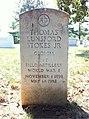 ANCExplorer Thomas Lunsford Stokes grave.jpg
