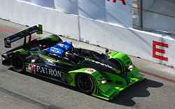 ARX-02a at 2009 GP of Long Beach
