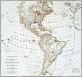 A General map of America divided into North and South, and West Indies - with the newest discoveries.jpg