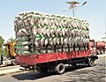 A Haulage Truck conveying Bags of Rice.jpg